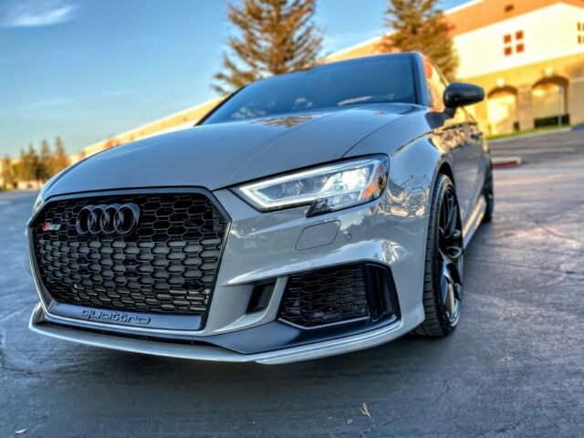 2018 Audi RS3 (Gray/Black)